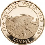 Great War Centennial Remembrance Continues with U.K.'s Latest Six-Coin Crown set