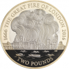 London's Great Fire is Remembered on New Precious Metal £2 Coins