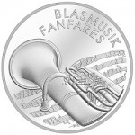 Swiss Brass Bands Sound Off on New Silver Collector Coin
