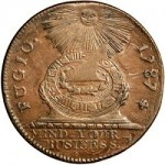 Q&A: What Was the First Coin to Be Issued by Authority of the United States?