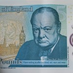 Bank of England Unveils Design for New Churchill £5 Note