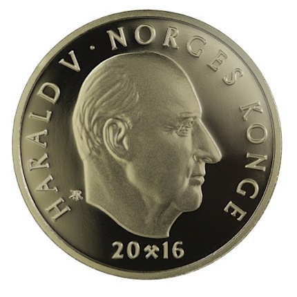 norway 2016 20 kr. bank annOBsmall