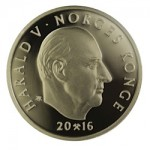 200th Anniversary of Norway's Central Bank Celebrated on New 20 Kronor Coin