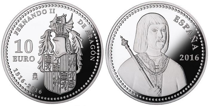 spain 2016 €10 ferdinand b (1)BOTH