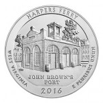 U.S. Mint Sales Report: First Week Totals for the Harpers Ferry 5 oz Uncirculated Coin and 3-Quarter Set