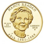 Now Available: 2016 Nancy Reagan First Spouse Gold Coins