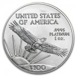 2016 Platinum Eagle Bullion Coins Top 18,000 Sales in Two Days