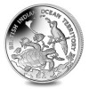 British Indian Ocean Territory Features Marine Biodiversity on Crown Coin