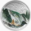 Salmon is Cleverly Featured on Canada's Latest Coin in Landscape Illusion Series