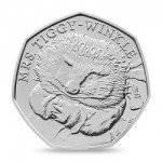 Royal Mint Issues Two More Coins in Beatrix Potter Series