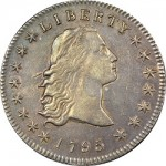 Heritage Auctions To Offer Unique Dual-Plugged 1795 Silver Dollar at ANA World's Fair of Money
