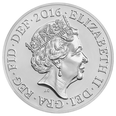UK 2016 £20 Welsh-Dragon aSMALL