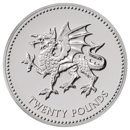 UK 2016 £20 Welsh-Dragon bSMALL