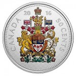 "Canada Features Appealing 50-Cents Design on Latest ""Big Coin"" 5 oz. Release"