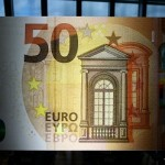 """European Central Bank Unveils New Version of """"Europa"""" Series €50 Bank Note"""