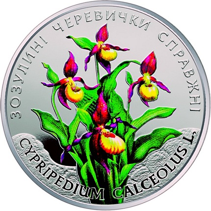 ukraine 2016 2G lady slipper aSMALL
