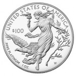 U.S. Mint Sales Report: Downward Adjustments to 2016 Platinum Proof Eagle and Reagan $1 Coin Products