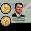 U.S. Mint Sales Report: 2016 Ronald Reagan $1 Coin Cover Debuts