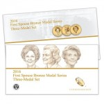 Now Available: 2016 First Spouse Medal Series