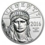 July 2016 U.S. Mint Bullion Sales