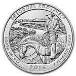 Sales for 2016 Theodore Roosevelt 5 oz. Silver Bullion Coins to Begin August 29