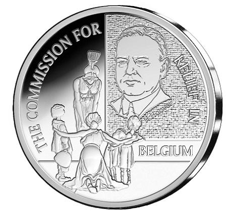 Belgium 2016 €20 relief fund aSMALL