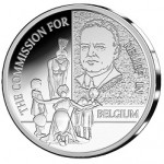 Belgian 20-Euro Silver Proof Coin Honors Humanitarian Organization with Roots in the United States