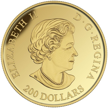 Canada 2016 $200 Amazon aSMALL