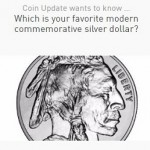 Poll Results: Which is Your Favorite Modern Commemorative Silver Dollar?