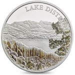 United Kingdom Features Natural Landmarks on New Silver Crown Coin Set