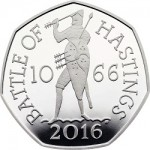 UK Remembers Anniversary of Historic Battle of Hastings on New Commemorative Coins