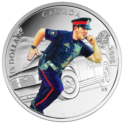 canada 2016 $15 national heroes - police bSMALL