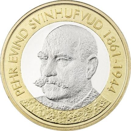 finland 2016 €5 svinhufvud a (1)SMALL
