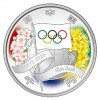 New Japanese Silver Coin Celebrates Olympic Handover to Tokyo in 2020