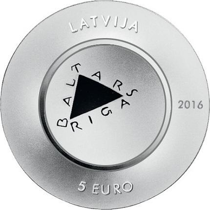 latvia 2016 €5 Baltars plate b (1)SMAL