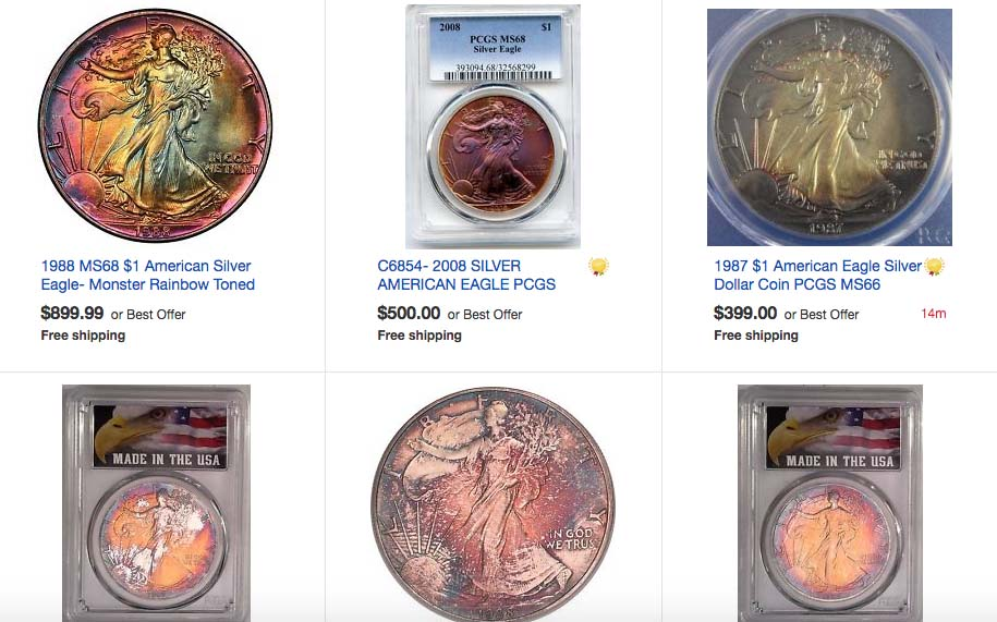 Monster Toning Monster Prices It S Still Just Bullion Folks Coin Update