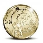 Netherlands Highlights Hieronymus Bosch Anniversary on Latest Gold and Silver Coins