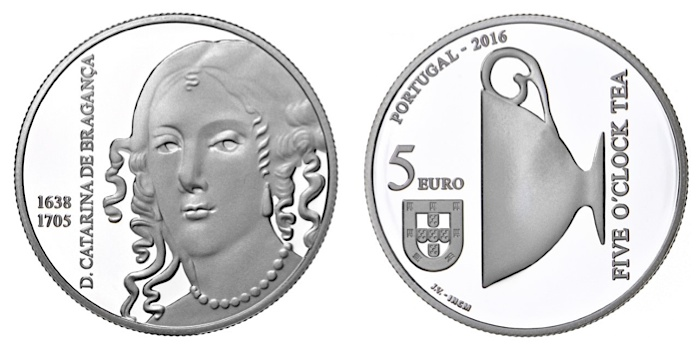 portugal 2016 €5 catherine silver pair (1)SMALL