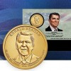 New at the Mint: 2016 Ronald Reagan $1 Coin Cover