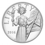 U.S. Mint Shares Images and Mintage Info for 2016 American Liberty Silver Medals