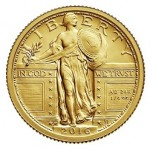 2016-W Standing Liberty Centennial Gold Quarter: For Collectors, Not Flippers