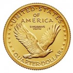 2016 Standing Liberty Quarter Centennial Gold Coin Opens With Nearly 48,000 Sales