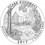 Designs for 2017's America the Beautiful Quarters Finalized
