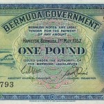 The Pre-Decimal Bank Notes of Bermuda