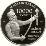 Hungary Features Szigetvár Castle on Latest Silver Collector Coin