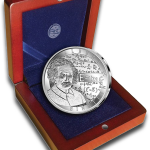 Belgium: 100 Years of the Theory of Relativity Featured on Gold and Silver Coins