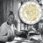 Finland: Philosopher Georg Henrik von Wright Honoredon New €2 Coin