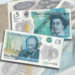 Interview: Victoria Cleland, Bank of England's Chief Cashier, Discusses the Country's New Polymer Banknotes