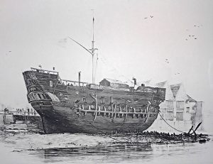 hms-discovery-at-deptford