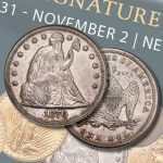 Preview: Heritage Signature Auction of U.S. Coinage, Oct. 31-Nov. 2, New York